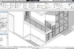 آموزش مدلسازی پله و نرده در نرم افزار Revit