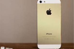 طرح اصلی اپل 5s gold(آکبند)