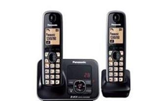 تلفن بیسیم پاناسونیک مدل Panasonic KX-TG3722