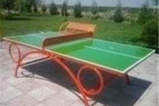 فروش سطل زباله پارکی ، میز پینگ پنگ و فوتبال دستی
