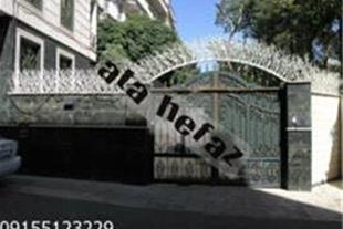 حفاظ بوته خاری در مشهد
