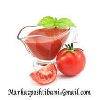 فروش رب گوجه فرنگی فله ، قوطی ، اسپتیک