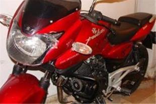 موتور سیکلت پالس 200