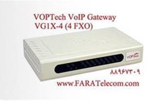 گیت وی ویپ VOPTech VG1x-4