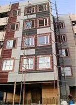 اجرای نمای ساختمان ، نمای مینرال ، نمای گرانولیت
