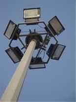 سازنده پایه روشنایی و برج نوری و چراغ ال ای دی