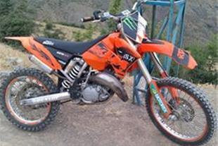 کی تی ام SX 125 KTM SX )2005)