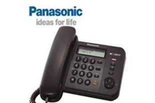 تلفن رومیزی پاناسونیک Panasonic KX-TS580