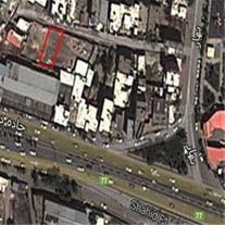 فروش 250 متر زمین مسکونی در مرکز بومهن