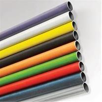لوله و اتصالات با پوشش ABS جهت ساخت انواع قفسه