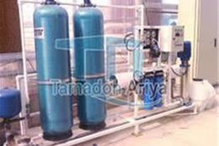 طراحی و تولید سیستم آب خالص ساز دیونایزر