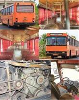 فروش O355 مرسدس بنز مدل 1382 سالم و تمیز
