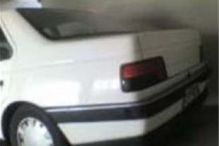 پژو GLX 405 دوگانه سوز سفید