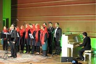 آموزش آواز گروهی و گروه کر - 1