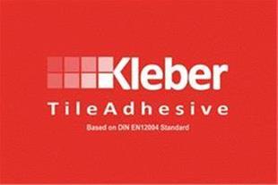چسب کاشی کلبر kleber مطابق استاندارد DIN EN 12004