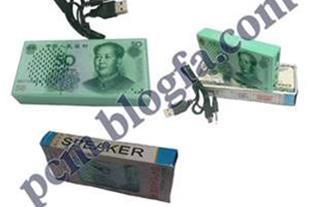 اسپیکر و رادیو طرح دلار