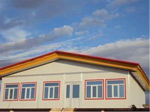 تولید کننده ساندویچ پانل سقفی ، دیواری انواع کانکس - پیش ساخته