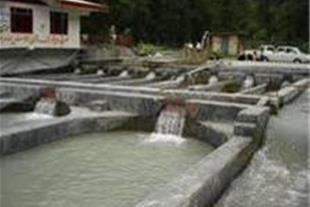 احداث استخرهای پرورش ماهی با ورقها ی ژئوممبران