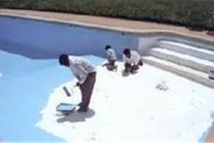 آب بندی استخر،تعمیراستخر،ترمیم استخر،بازسازی استخر