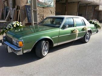 فروش ماشین شورلت کاپریس کلاسیک - 1
