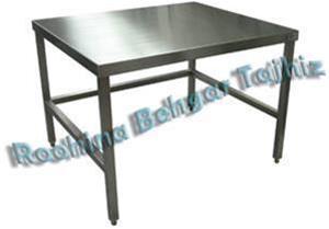 میز پکینگ استیل - 1
