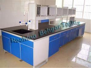 اجرای سکوبندی آزمایشگاه ، فروش سکوبندی آزمایشگاهی - 1
