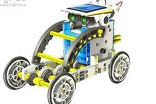 کیت آموزشی ساخت 14 ربات خورشیدی در یک پکیج فوق الع