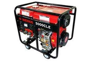 موتور برق دیزلی ویما