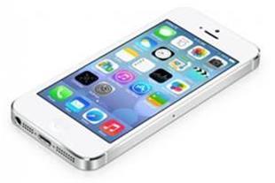 'گوشی طرح اصلی اپل آیفون 5 دو هسته ای اندروید 4