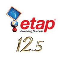 نرم افزار ETAP ورژن 12.5.0