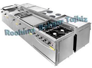 تجهیزات طبخ غذا - 1