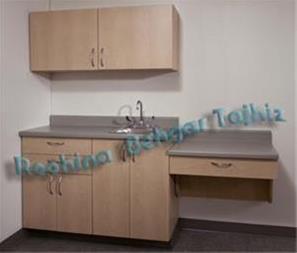 میز کار و روشویی دندانپزشکی - 1