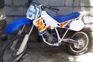 یاماها YZ 125 1995