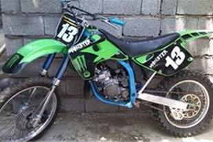 کاوازاکی KX 125 1994