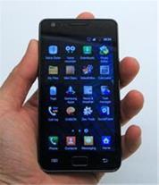 گوشی طرح اصلی Samsung Galaxy S II اندروید 4