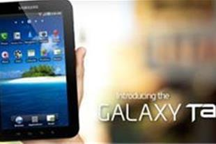 تبلت طرح اصلی Samsung Galaxy Tab 1 با صفحه 7 اینچی