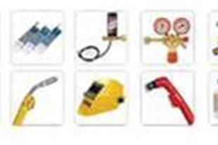 فروش انواع قطعات یدکی و لوازم مصرفی جوش و برش   WE
