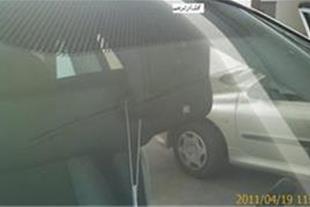 رفع سنگ خوردگی و ترک خوردگی شیشه اتومبیل با اشعه