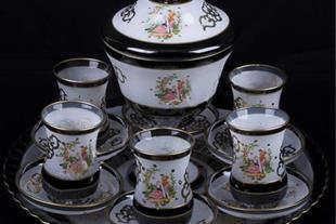 چاي خوري،سرويس چاي خوري شاه عباسي