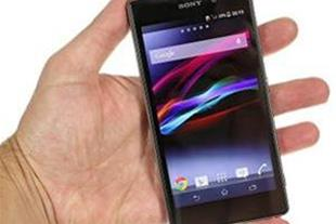 گوشی موبایل طرح sony z1