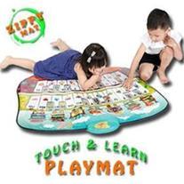 ابزار کمک آموزشی زبان کودکان Touch & Learn PLAYMAT
