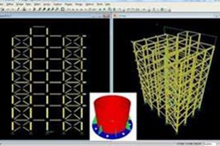 مشاوره و طراحی سازه های فلزی و بتنی