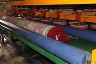 دستگاه قالیشویی اتوماتیک | آبگیر لوله ای