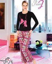فروش اینترنتی لباس زنانه راحتی نخی