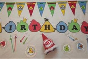 تم تولد انگری بردز ( پرندگان خشمگین ) Angry Birds