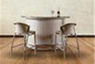میز بار فضای باز جهت استفاده در کنار استخرها و ساح