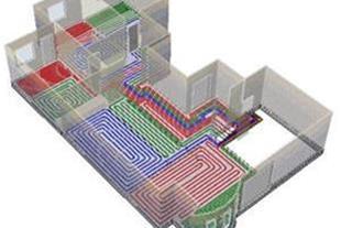 طراحی و اجرا گرمایش از کف