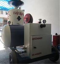 دستگاه پرتابل 250 لیتری وت پلاست (K.F.B)