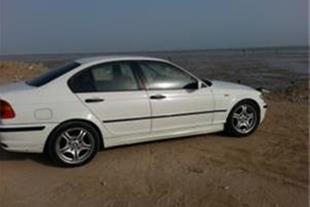 فروش خودروی بی ام و 318i مدل 2005