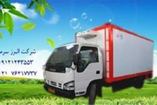 یخچال کامیون و کامیونت